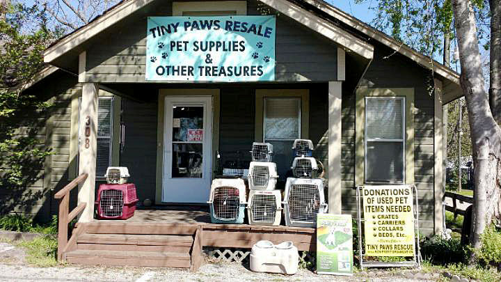 Our Resale Shop in Spring TX