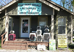 Tiny Paws Resale Shop